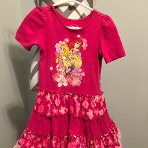Girls Disney Dress